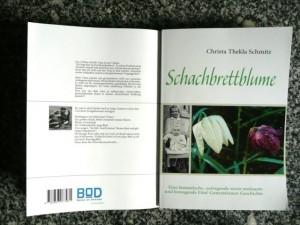 Mein erstes Buch Schachbrettblume