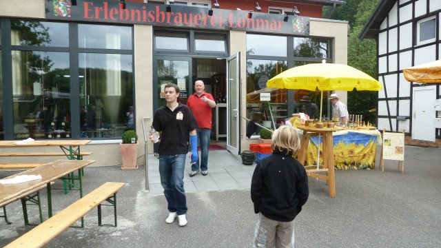 Sommerfest Hau`s Brauerei