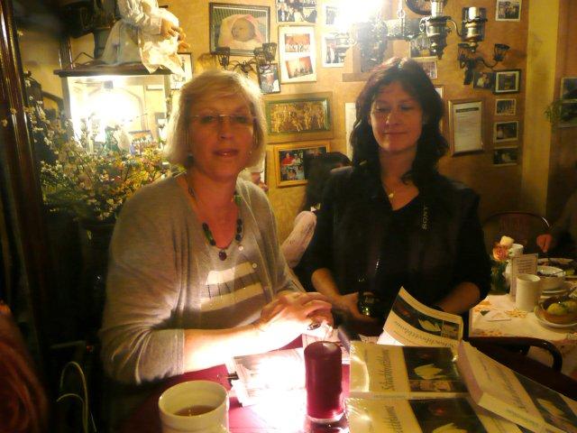 Im Gespräch mit Frau D. Quaré, Reporterin des Trierischen Volksfreundes